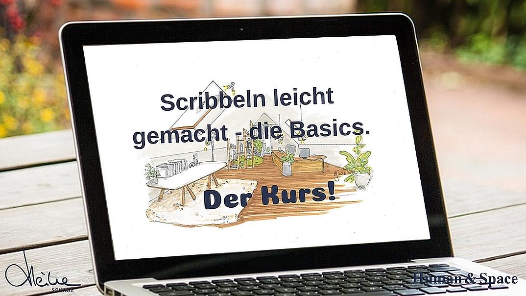 Scribble Kurs Basics